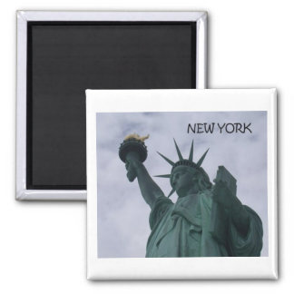 New York City Statue of Liberty (St.K) Magnet