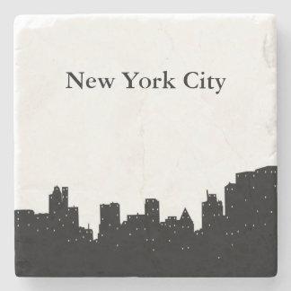 New York City Stone Coaster
