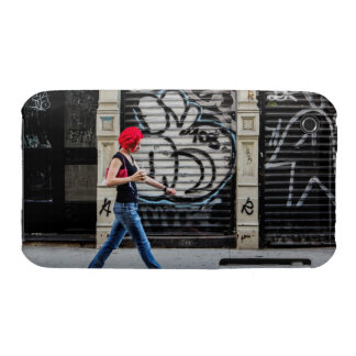 New York City Street Urban Photo iPhone 3 Covers