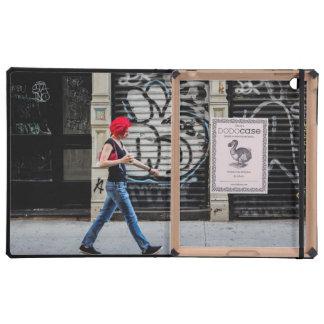 New York City Street Urban Photo Cases For iPad