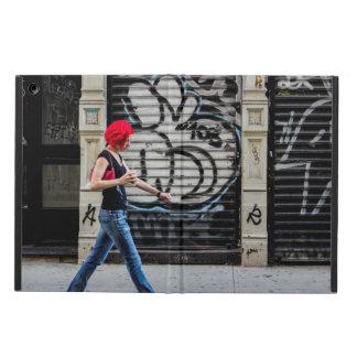 New York City Street Urban Photo iPad Air Cases