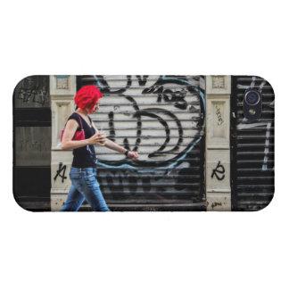 New York City Street Urban Photo iPhone 4/4S Cover