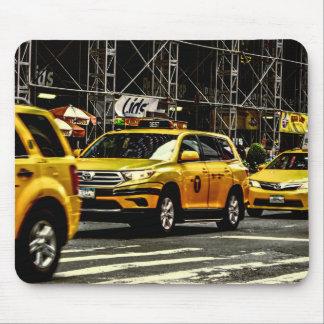 New York City Street Urban Photo Mousepad