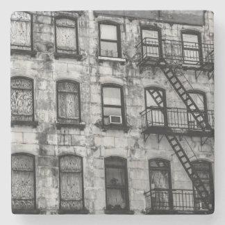 New York City Street Urban Photo Stone Coaster