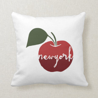 New York city | The Big Apple Cushion