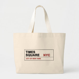 New York City Times Square Bags