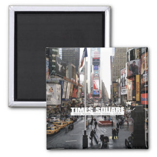 New York City Times Square Fridge Magnet