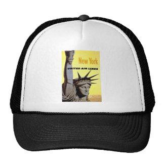 New York City Travel Cap