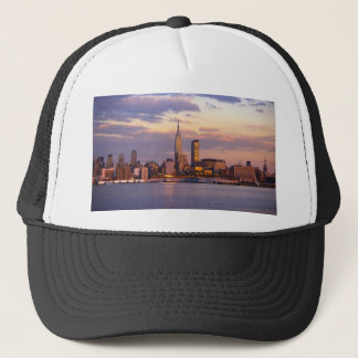 new-york-city trucker hat