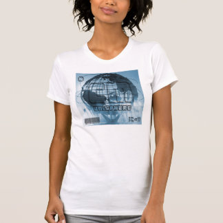 New York City Unisphere Globe Shirts