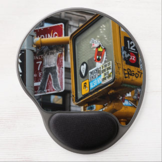 New York City Urban Street Photo Gel Mouse Pads