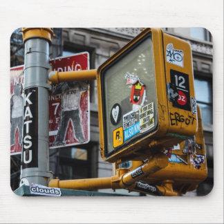 New York City Urban Street Photo Mouse Pad