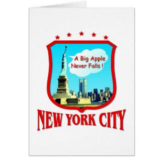 New York City USA Greeting Cards