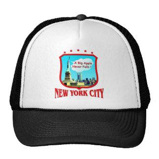 New York City USA Trucker Hats