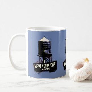 New York City Water Tower Coffee Mug