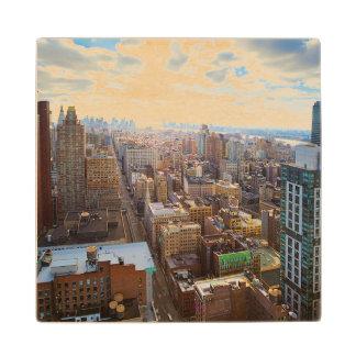 New York City Wood Coaster