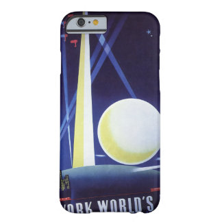 New York City World's Fair in 1939, Vintage Travel Barely There iPhone 6 Case