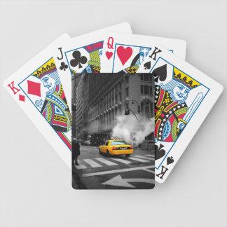 New York City Yellow Cab Baraja