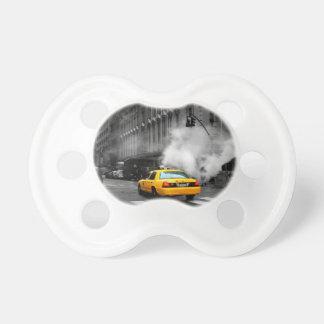 New York City Yellow Cab Chupete