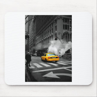 New York City Yellow Cab Mouse Pad