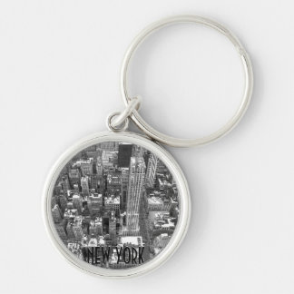New York Cityscape Key Chain New York Souvenirs
