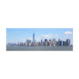 New York Cityscape Print on Canvas Large Stretched Canvas Prints
