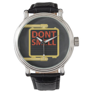 New York Crosswalk Sign Smell Wrist Watches
