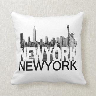New York Cushion