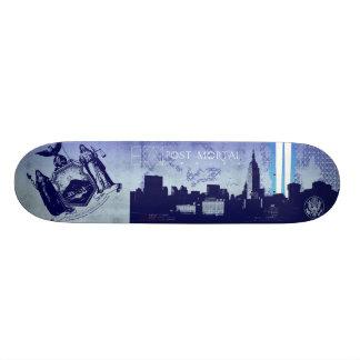 New York Custom Skate Board