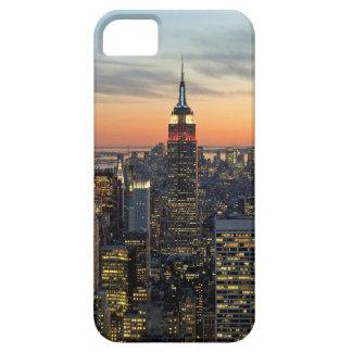 New York dawn skyline iPhone 5 Covers