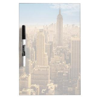 New York Dry Erase Board