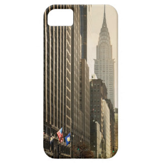 New York, E 42 St and Chrysler Building Barely There iPhone 5 Case