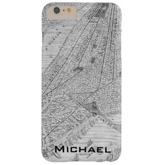 New York: El Train, C1878 Barely There iPhone 6 Plus Case
