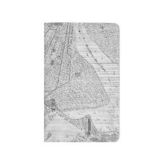 New York: El Train, C1878 Journal