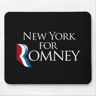 New York for Romney -.png Mousepad