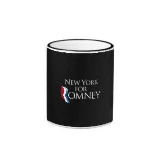 New York for Romney -.png Mugs