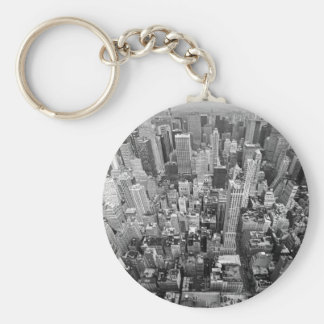 New York from Above Key Ring