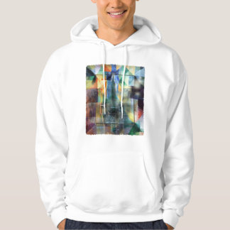 New York from the window Hoodie