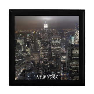 New York Gift Box New York City Souvenir Gift Box