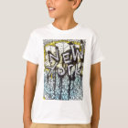 New York Graffiti Scene T-Shirt