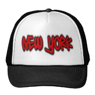 New York Graffiti Trucker Hat