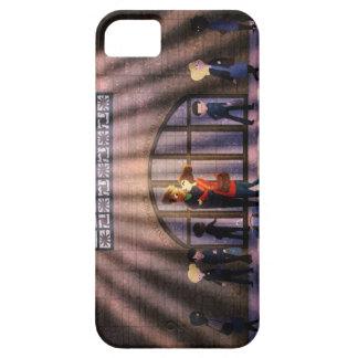 New York Grand Central Romantic Art Case iPhone 5 Cases