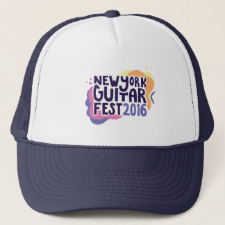 New York Guitar Festival 2016 Trucker Hat