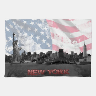 New York Hand Towel