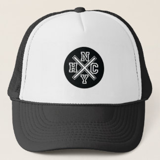 New York Hardcore Trucker Hat