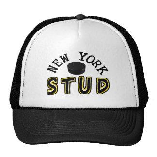 New York Hockey Stud Cap