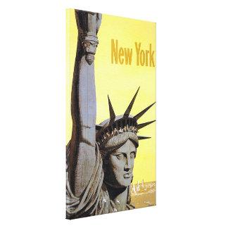New York home decor Gallery Wrap Canvas