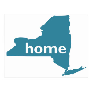 New York Home Postcards
