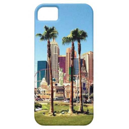 New York in Las Vegas iPhone 5/5S Cover