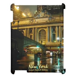 New York iPad Case NYC Grand Central Souvenir Case